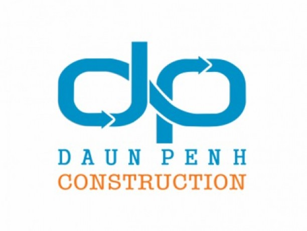 Logo Daun Penh Construction Co., Ltd