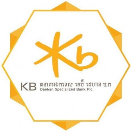 Logo KB Daehan Specialized Bank Plc.